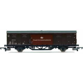 Vagón nákladní HORNBY R6773 - BR Ferry Van VIX