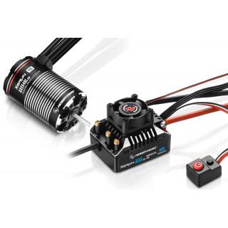 COMBO XERUN AXE 540L R2-2100KV - senzorové