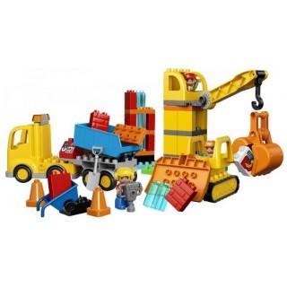 LEGO® DUPLO Nagy építkezés LEGO® 10813