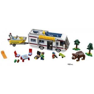 LEGO Creator - Prázdninový karavan