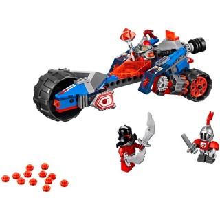 LEGO® Nexo Knights Macy mennydörgő járgánya LEGO® 70319