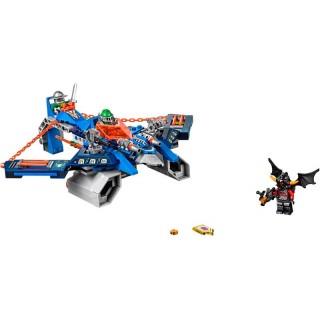 LEGO® Nexo Knights Aaron Fox V2-es légszigonya LEGO® 70320