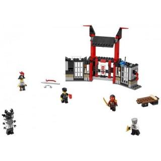 LEGO Ninjago - Útěk z vězení Kryptarium