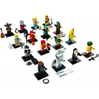 LEGO Minifigurky - Postavičky série 16