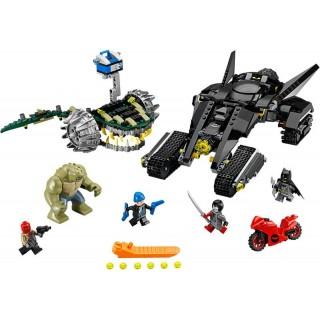LEGO® Super Heroes Batman™: Gyilkos Krok mocsári csapása LEGO® 76055
