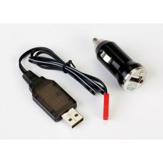 USB nabíječ & amp, USB DC power adaptér