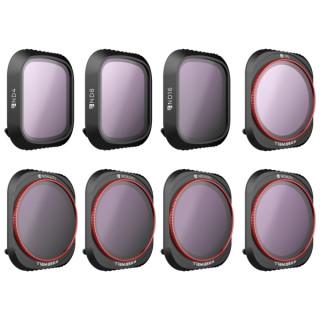Freewell 8db filter szett - ND és PL All Day - DJI Mavic 2 Pro-hoz