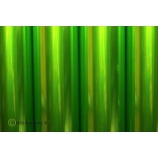 ORACOVER 10m Transzparens zöld (49)