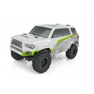 Element RC - Enduro 24 Trailrunner RTR fehér/zöld karosszériával