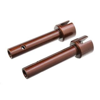 PRO zadní ocelové osy, Swiss ocel, 2 ks.