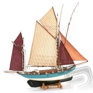Marie Jeanne 1:50 Asztali hajómodell