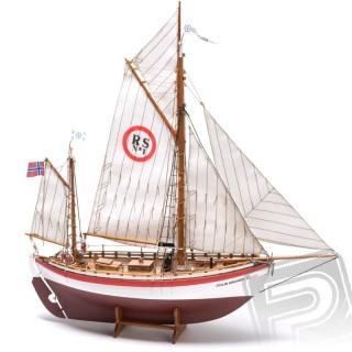 Colin Archer 1:40 Asztali hajómodell