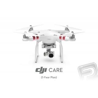 Phantom 3 Standard DJI CARE (1 év)