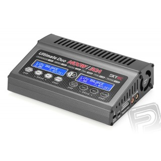 SKY RC ULTIMATE DUO 1400W (2x700W) Töltő