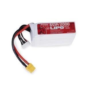 POWER PACK Li-Pol 2000mAh/22,2V 70C s XT60 konektorem