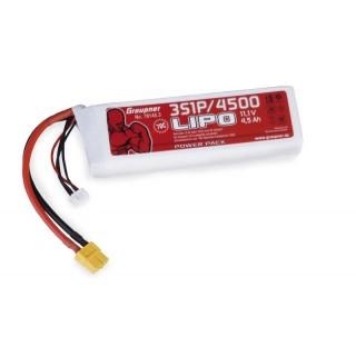 POWER PACK Li-Pol 4500mAh/11,1V 70C s XT60 konektorem