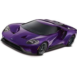 Traxxas Ford GT 1:10 TQi RTR lila