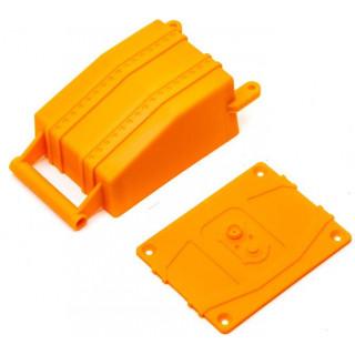 Axial üzemanyag tartály, narancssárga: RBX10