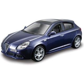 Bburago Kit Alfa Romeo Giulietta 1:32 kék metál