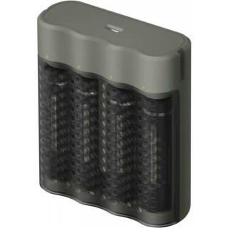 GP USB töltő Speed E451 + 4AA GP ReCyko Pro 2000