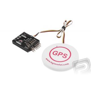 6-tengelyes repülő GPS-es robotpilóta - (6G-AP)