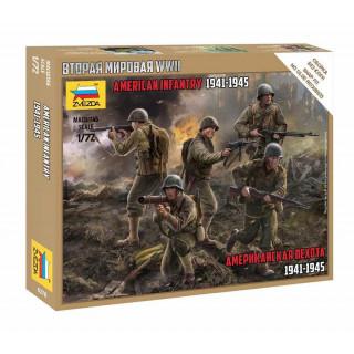 Wargames (WWII) figurky 6278 - US Infantry (1:72)
