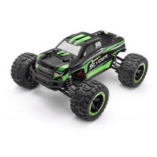 Slyder MT Monster Truck 1/16 RTR - Zelený