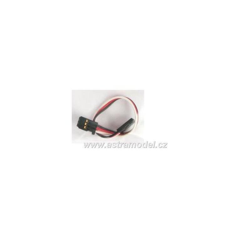 Kabel Gyra GY520 130mm černý