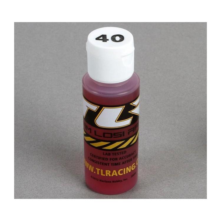 Silikonový olej do tlumičů 40Wt (56ml)