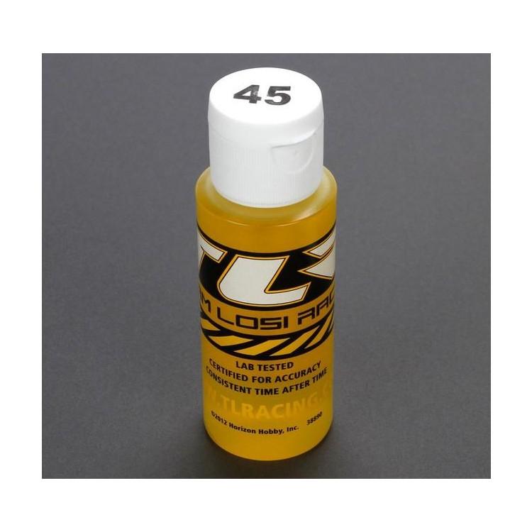 Silikonový olej do tlumičů 45Wt (56ml)