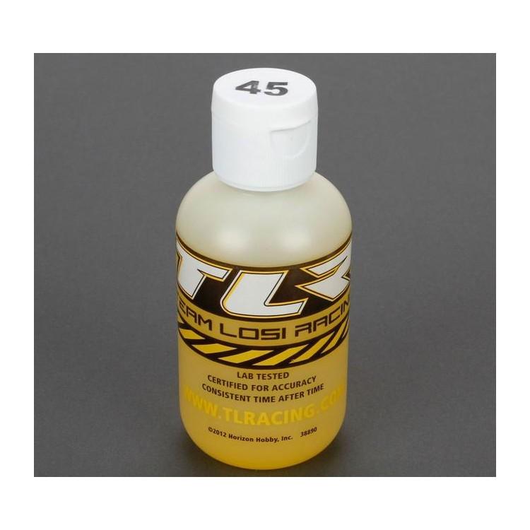 Silikonový olej do tlumičů 45Wt (112ml)