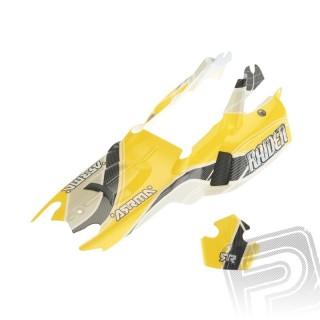 Lakovaná karoserie, žlutá, Raider