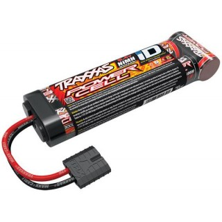 Traxxas NiMH baterie Car 3000mAh 8.4V plochá iD