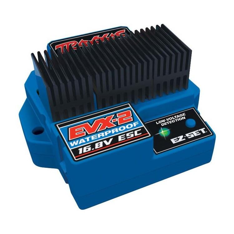 Traxxas - stejnosměrný regulátor EVX-2 LVD