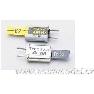 Futaba Krystal kvarc Tx AM 40865 CH 84