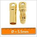 Átmérő 5,5mm