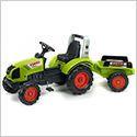 Taposó traktorok gyermekeknek